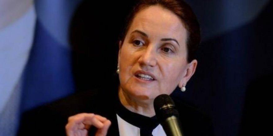 MHP'de Meral Akşener'e ihraç talebi