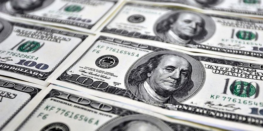 Dolar/TL son bir ayın en düşüğünde