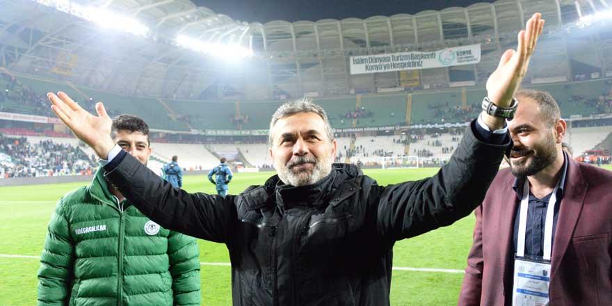 Atiker Konyaspor rahatladı