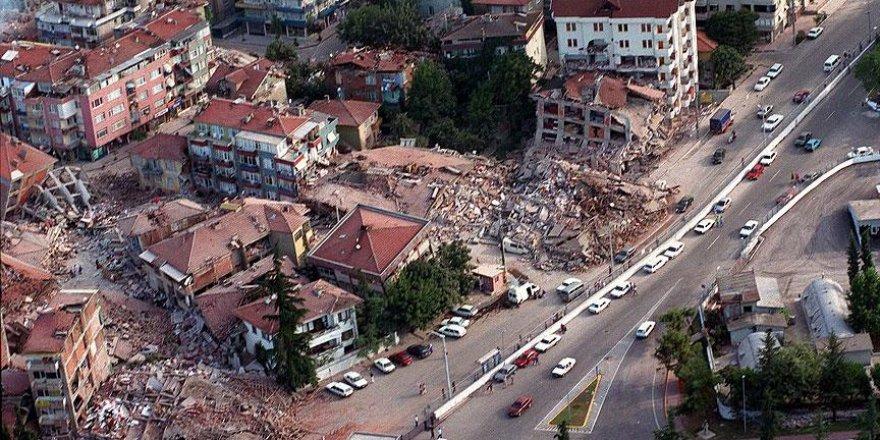 Depremler Türkiye'de 94 bin can aldı