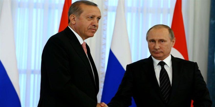 Putin, Türkiye'nin Suriye'deki harekatını bekliyorduk