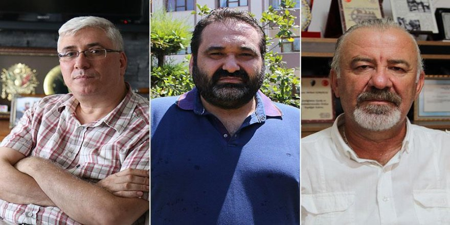 Gazeteciler 17 Ağustos'u anlattı