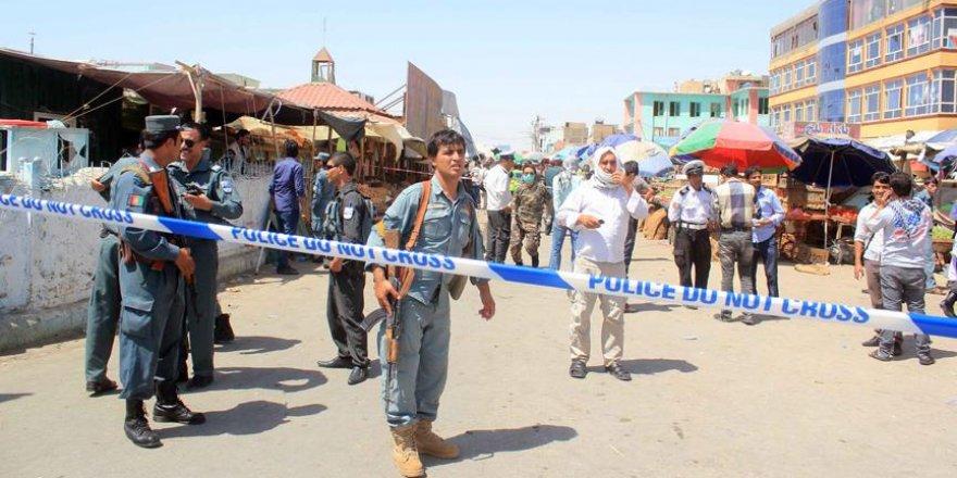Afganistan'da intihar saldırısı son anda engellendi
