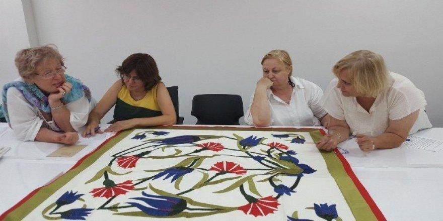 Karesi'de geleneksel sanatlar yarıştı