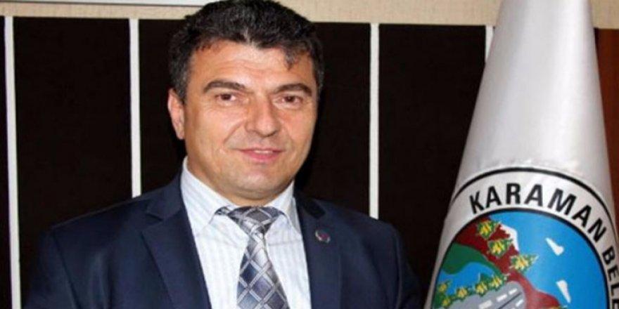 Karaman beldesi Belediye Başkanı Kalaycı gözaltına alındı
