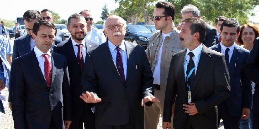 Bakan Avcı, Kapadokya'yı gezdi