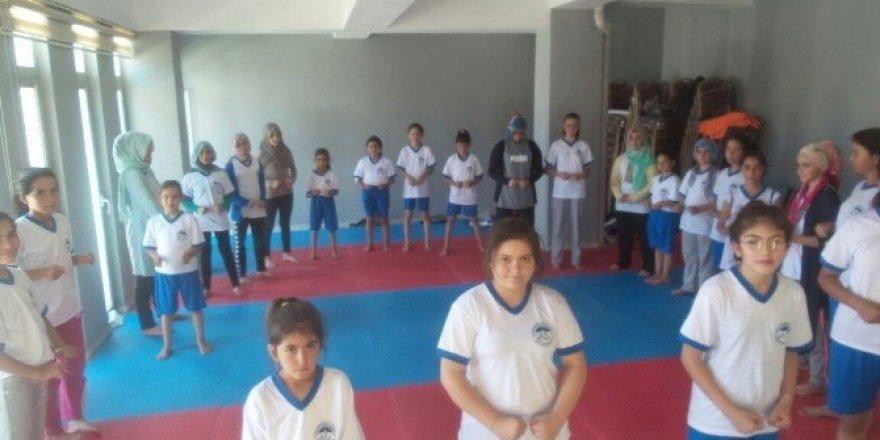 Büyükşehir Belediyesi spor okulları her yerde