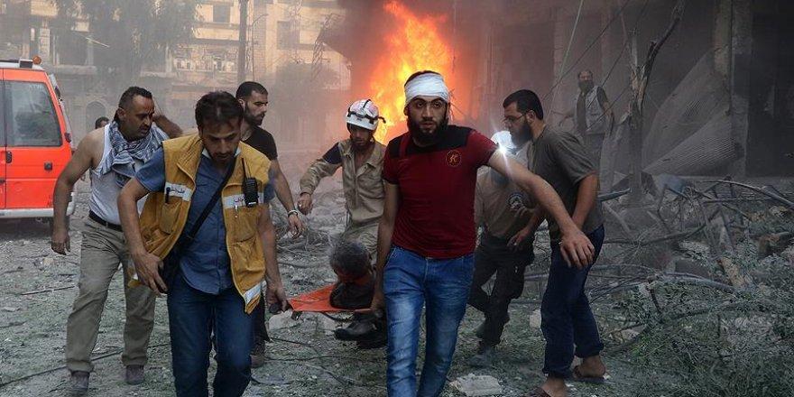 Rusya Suriye'de on ayda 2 bin 704 sivil öldürdü