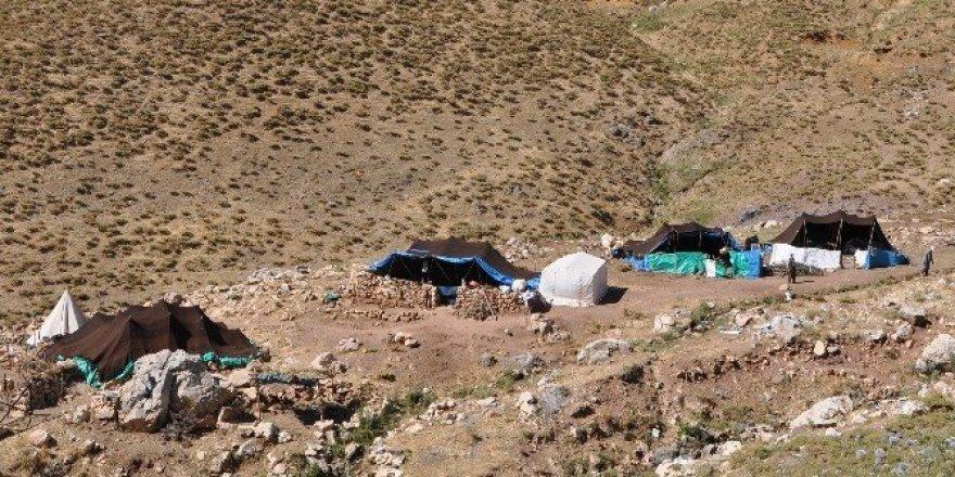 Beş yüz çadırdan yirmi yedi çadır kaldı
