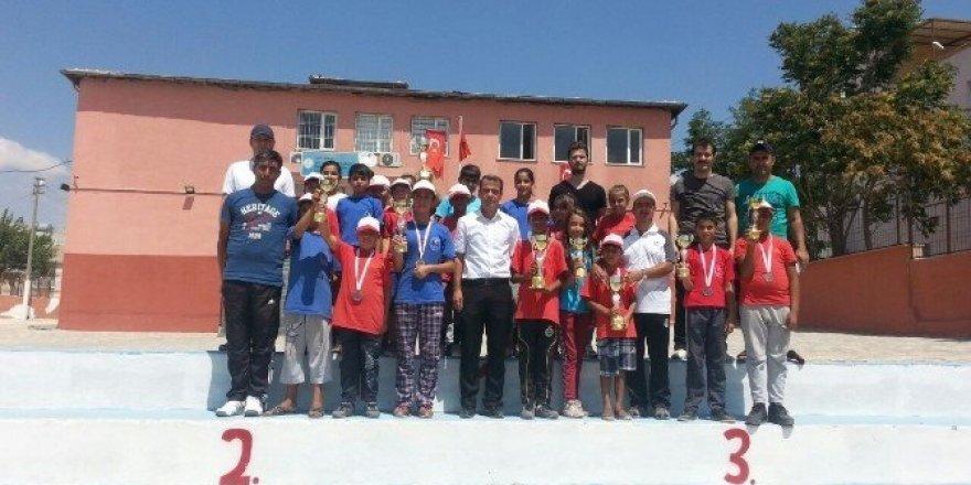 Kilis'te Bocce Turnuvası düzenlendi