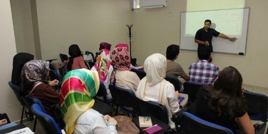 Büyükşehir, yaz okullarında Arapça dil eğitimi veriyor