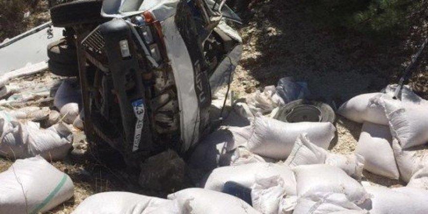 Kütahya'da trafik kazası: 1 ölü