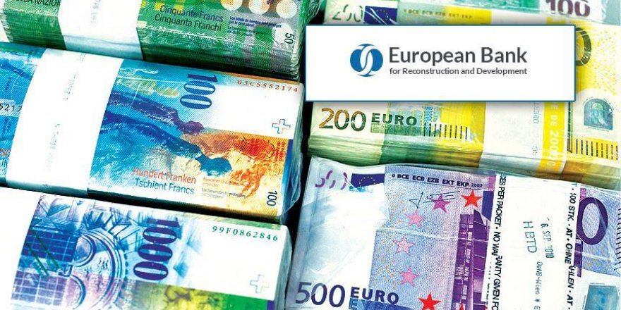 EBRD'den Vakıfbank'a 50 milyon avroluk kredi