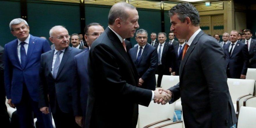 Feyzioğlu, Erdoğan ile görüşmesinden sonra canlı yayında müjde verdi!