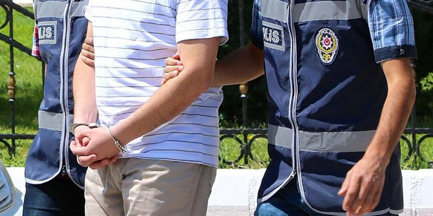 Ankara'da 38 asker tutuklandı