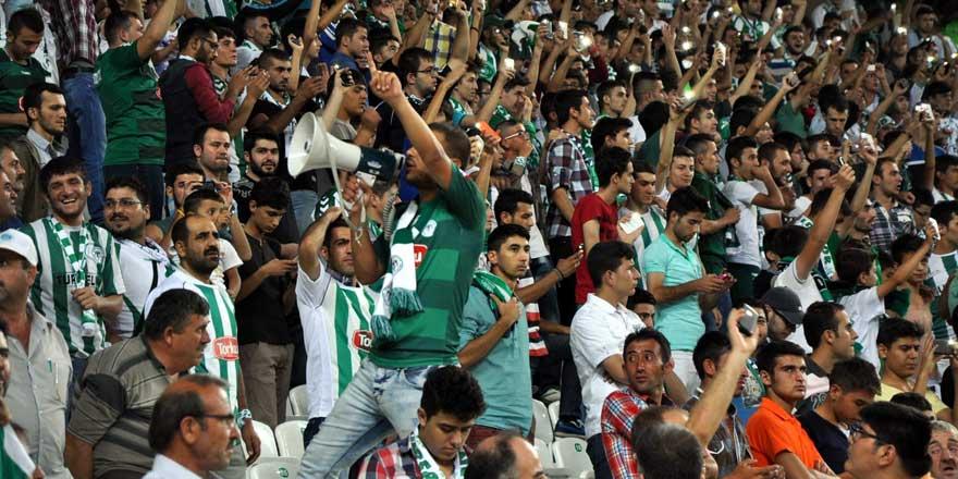 Konyaspor taraftarı Rize'ye çıkarma yapacak