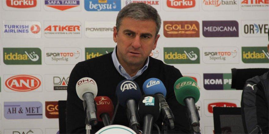 Hamzaoğlu: 'Transfer sezonunu kapattık'