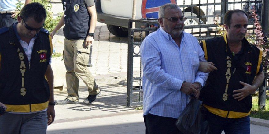 Gülen'in şairi tutuklandı