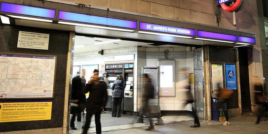 Londra'da gece metrosu ekonomiye milyarlarca sterlin kazandıracak