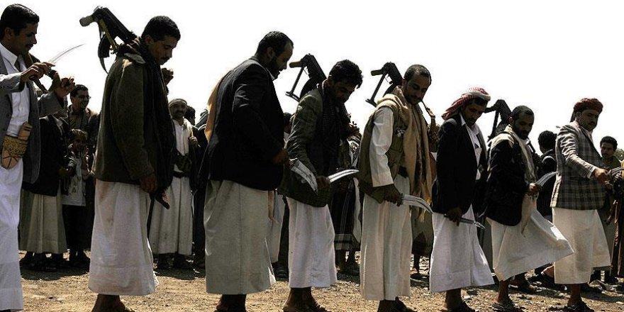 Yemen'de Husilerin sivillere yönelik ihlalleri