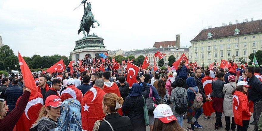 Terör örgütünün Avrupa üssü: Avusturya