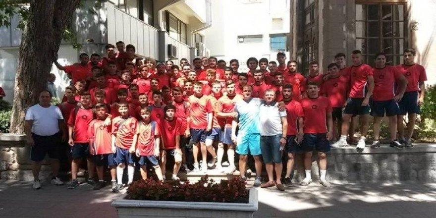 """Bergama Belediyespor'a """"yeni kural"""" semineri"""
