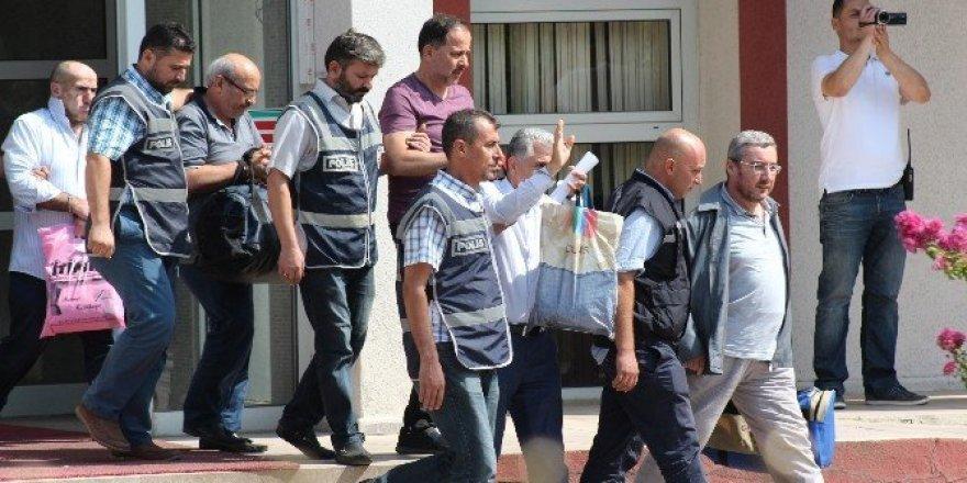 Nazilli'de FETÖ'den 115 kişi tutuklandı