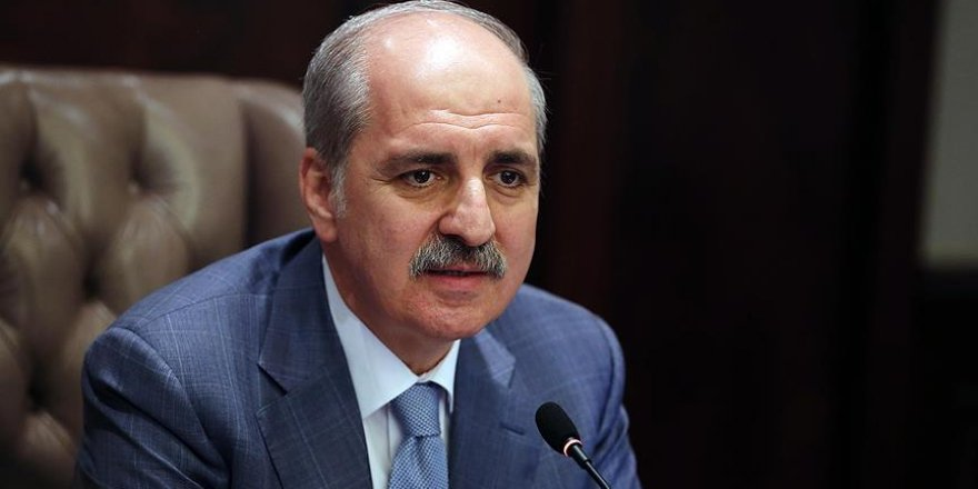 'Türkiye kendi ekseninde, kendisini tahkim eder'
