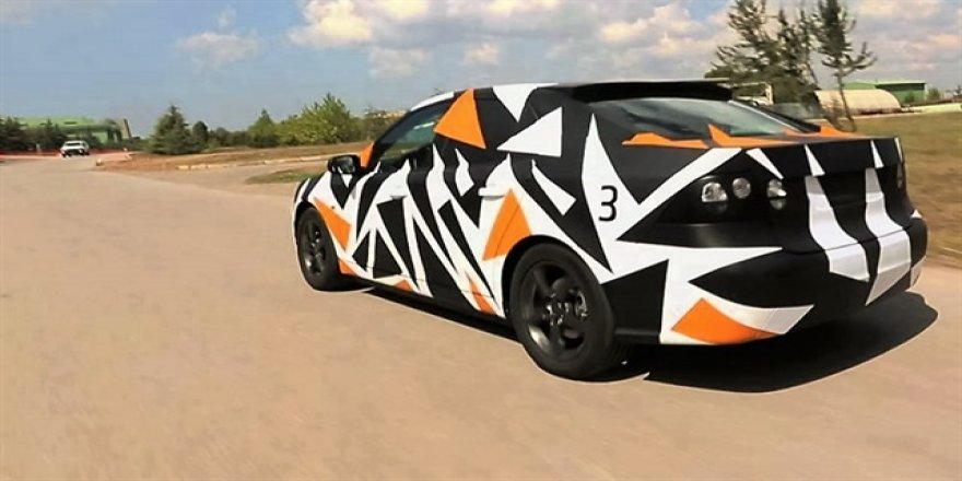 'Yerli otomobilde hedef dünya markası'