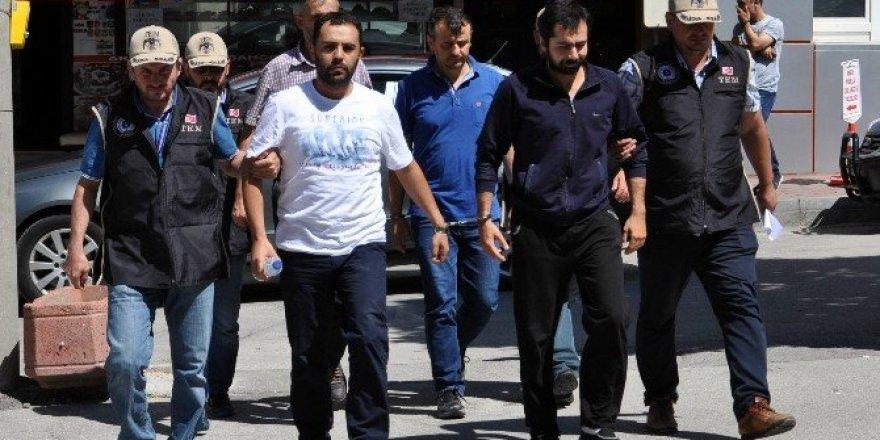 FETÖ operasyonunda gözaltına alınan 4 subay serbest bırakıldı