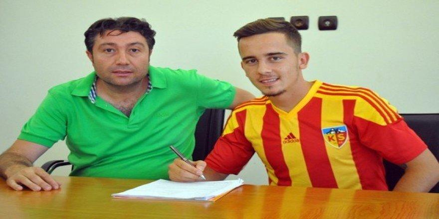 Miladin Stevanovic Kayserispor'da