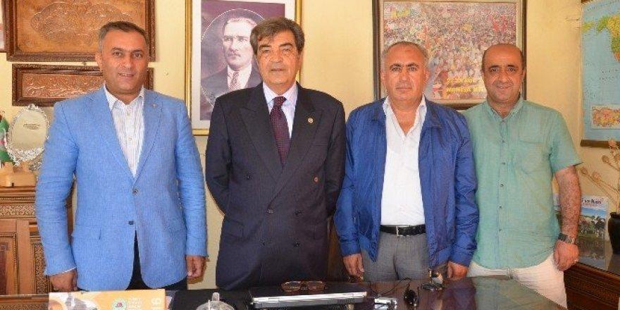 Yüksekova'daki STK'lardan Erdoğan'a teşekkür