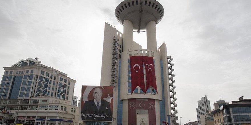 MHP'de Alanya ilçe teşkilatı feshedildi