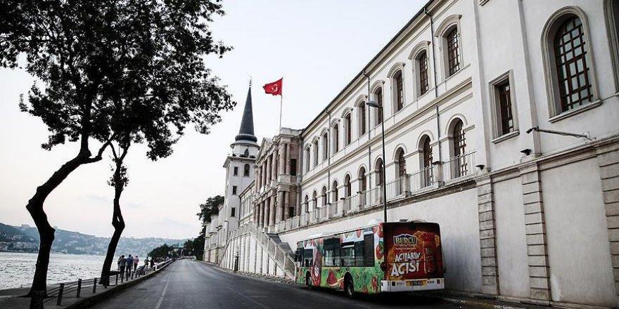 Kapatılan Kuleli Askeri Lisesi öğrencileri okuldan ayrıldı