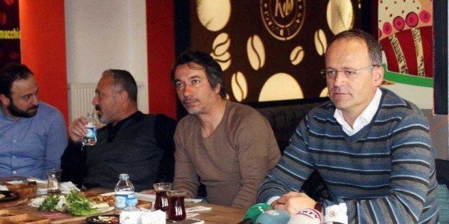 Osman Fırat'tan takım arkadaşlarına kahvaltı