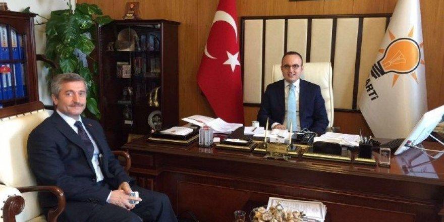 Şahinbey Belediyesi, Çanakkale'de ecdad ziyaretlerini sürdürüyor