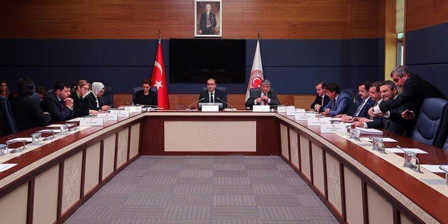 Türkiye-İsrail anlaşması Dışişleri Komisyonunda