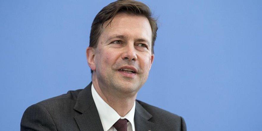 Alman hükümetinden Türkiye'yi karalama haberlerine eleştiri