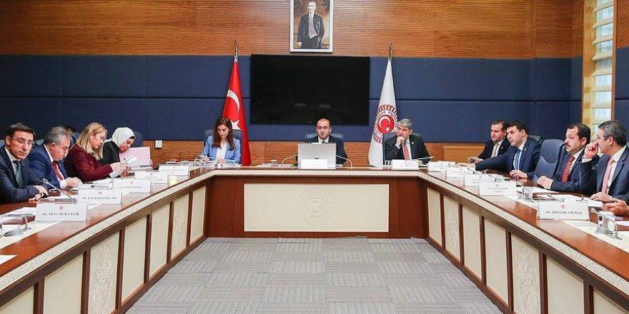Türkiye-İsrail anlaşması TBMM Dışişleri Komisyonunda kabul edildi