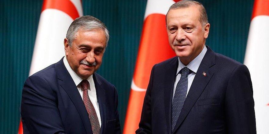 'Türkiye ve Kıbrıs Türk tarafı adil ve kalıcı çözümden yana'