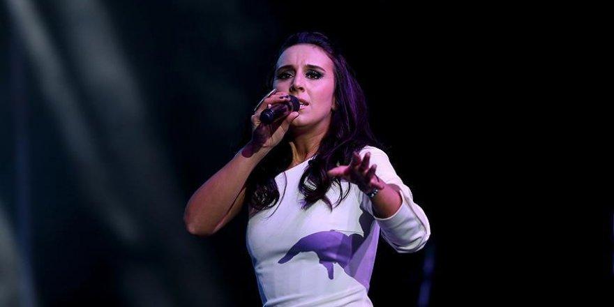 Jamala İstanbul'da konser verdi