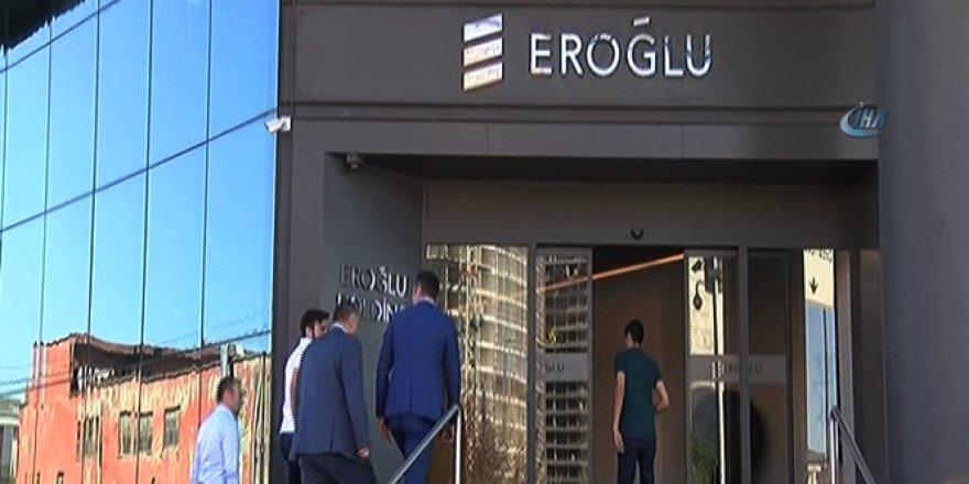 Eroğlu Holding'de polis araması