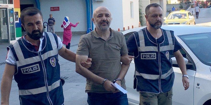 Konya'da vakıf başkanı FETÖ'den tutuklandı