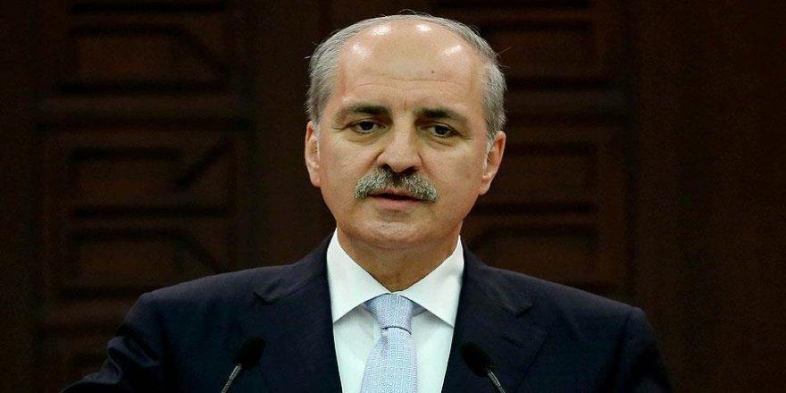 Kurtulmuş: Amaçları Türkiye'yi iç savaşa sürüklemekti