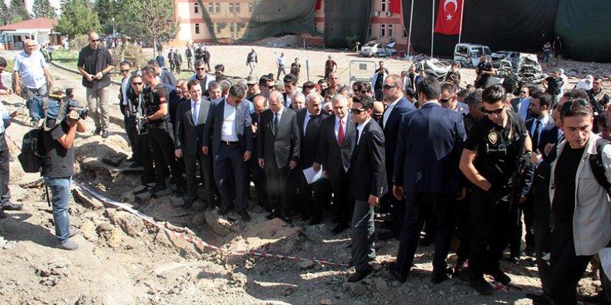 Başbakan: 'Ya istiklal ya ölüm' diye yolumuza devam edeceğiz