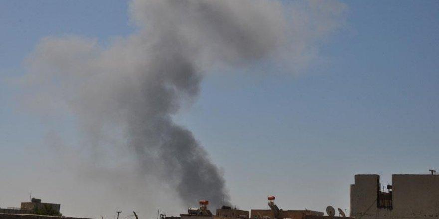 Suriye'nin Haseke ilinde rejim-PYD çatışması