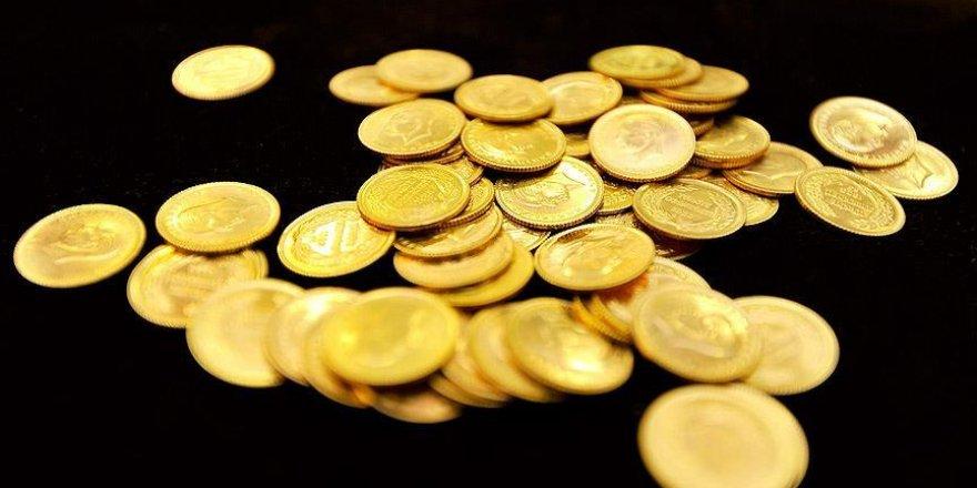 Altının kilogramı 126 bin 940 liraya geriledi