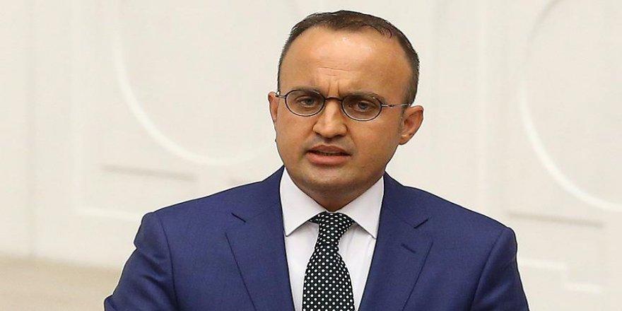 Turan: Meclis 5 düzenlemeyi yasalaştırdıktan sonra tatile girecek
