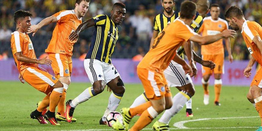 UEFA Avrupa Ligi'nde play-off eleme turu ilk maçları oynandı