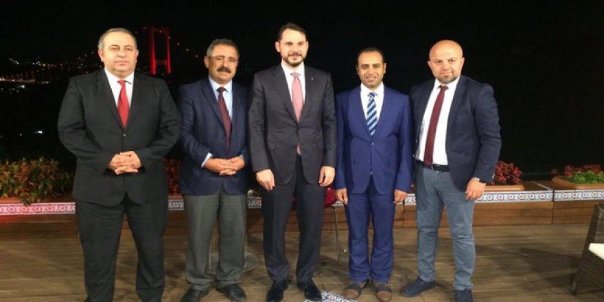 Bakan Albayrak: 'Maşalar dönemi bitti'
